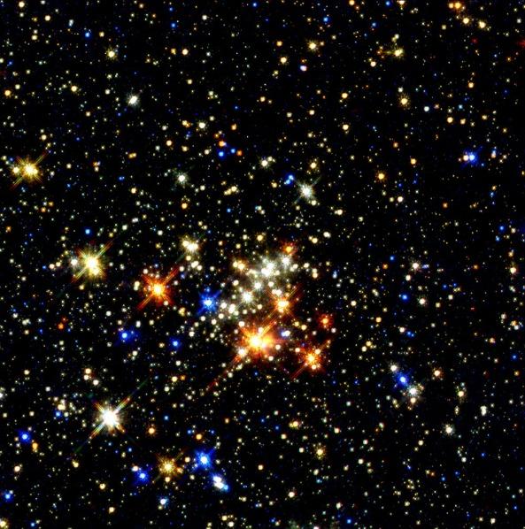 Quintuplet Cluster