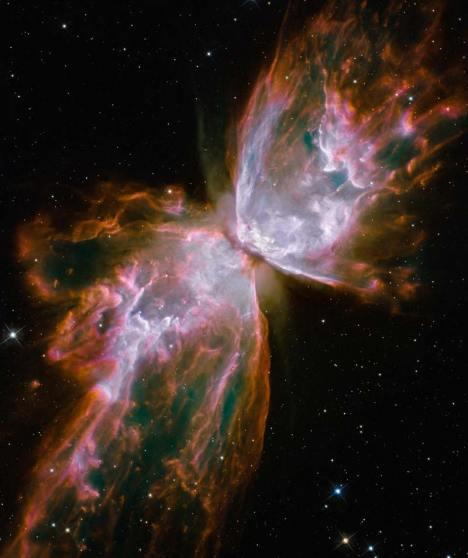 NGC 6302, Butterfly Nebula