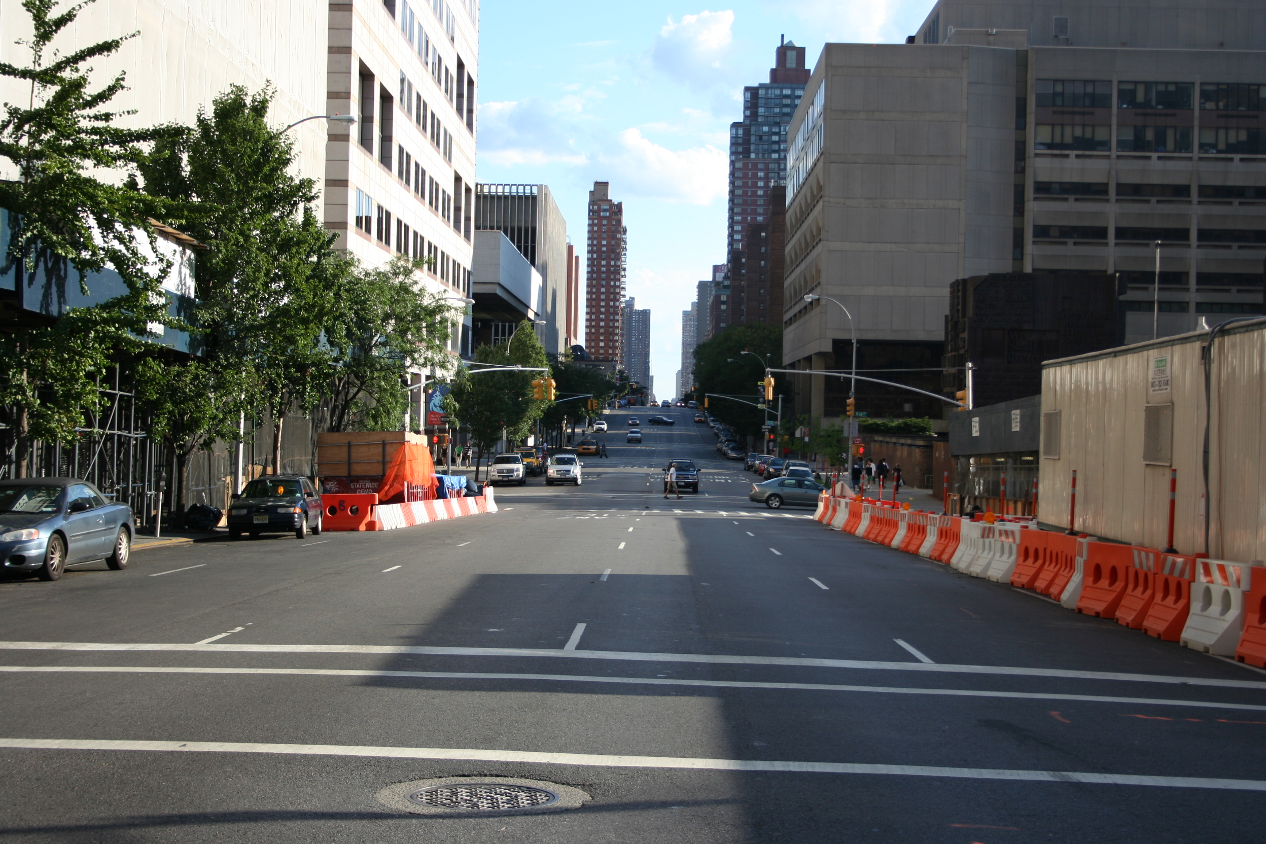 Midgets per square mile new york 13